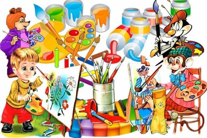 Картинка центр творчества для детей на прозрачном фоне